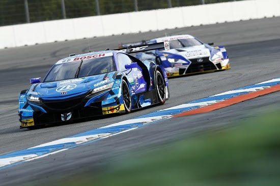 Interessante Infos zum Dream-Race in Fuji