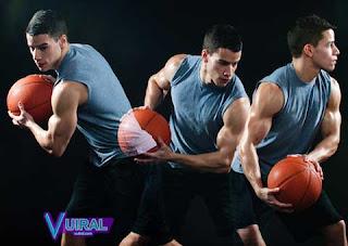 Teknik Dasar Permainan Bola Basket Pivot