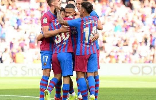 موعد مباراة بنفيكا و برشلونة من دوري أبطال أوروبا