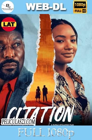 La Citación (2020) Full HD NF WEB-DL 1080p Dual-Latino