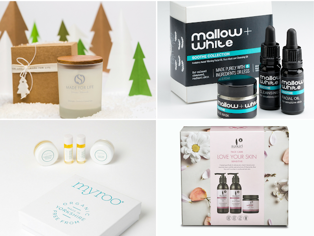 Christmas Gift Ideas for Sensitive Skin