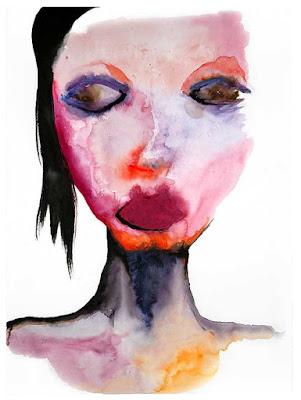 The Eve of Destruction, pintura de Marilyn Manson.