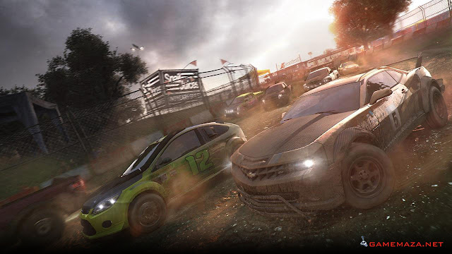 The Crew Gameplay Screenshot 1