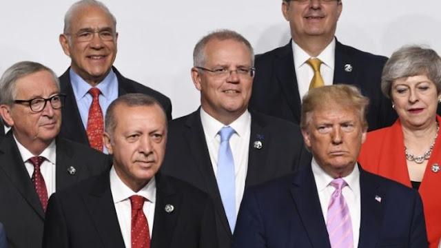 """Γιατί ο Τραμπ """"αγκαλιάζει"""" τον Ερντογάν"""