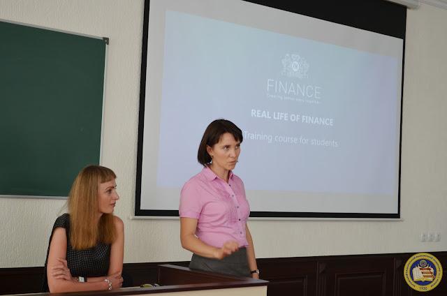 Відбулась презентація Фінансового курсу-практикуму від провідних фахівців Філіп Морріс Україна