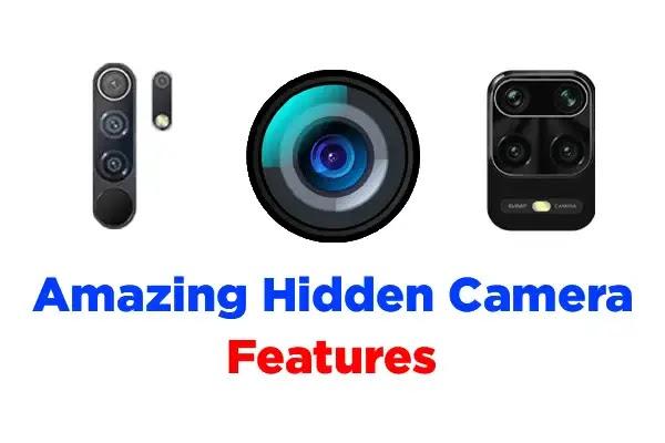 amazing camera apps