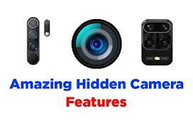 Amazing Mobile Camera Features to help you a lot-Zain Tech
