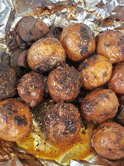 New York Salt Potato Recipe