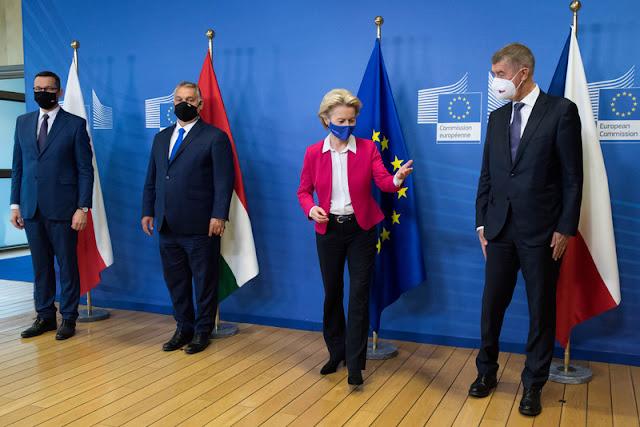 خطة اللجوء الأوروبية