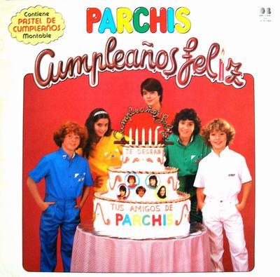 Parchis La Saga Cumpleaños Feliz