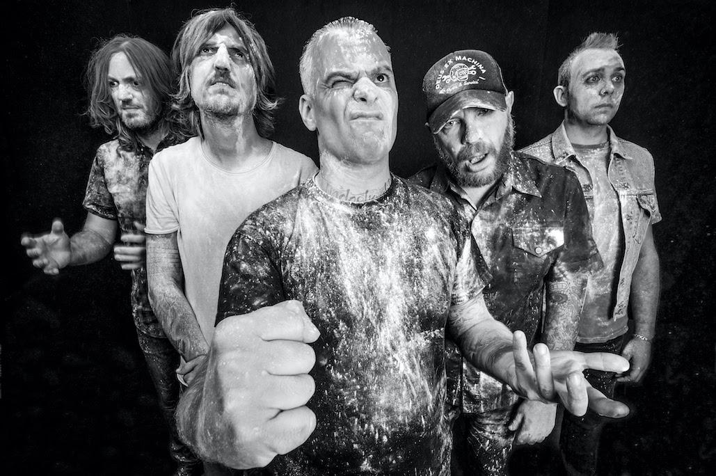 Deadyard photo band
