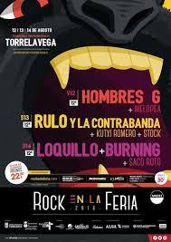Rock more by addison de witt concierto burning loquillo el rock en la feria 14 08 2016 - Libreria cervantes torrelavega ...