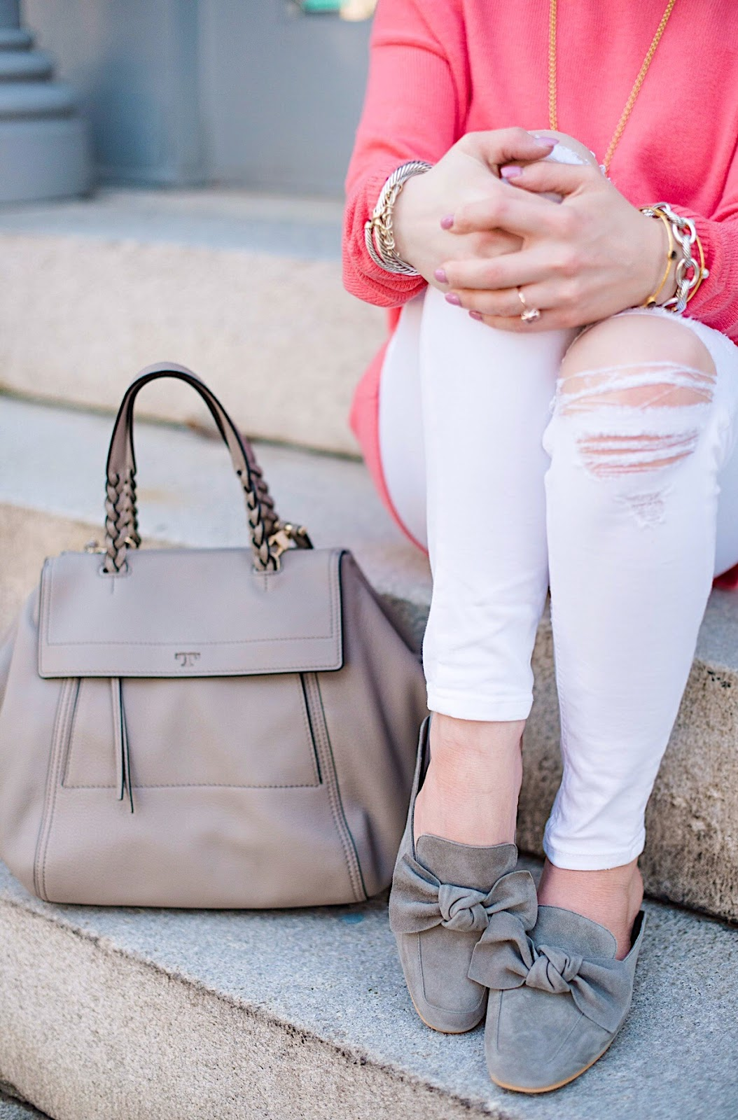 Under $70 Bow Mules - Click through for more on Something Delightful Blog