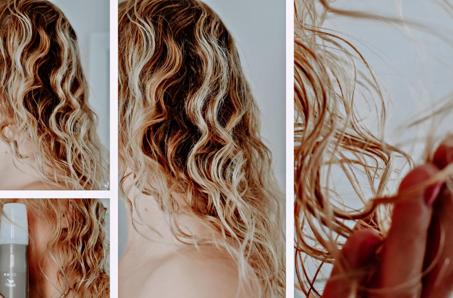 Jak zrobić efekt plażowych włosów?