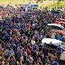 Marcha Para Jesus reúne fiéis em Brasília, DF