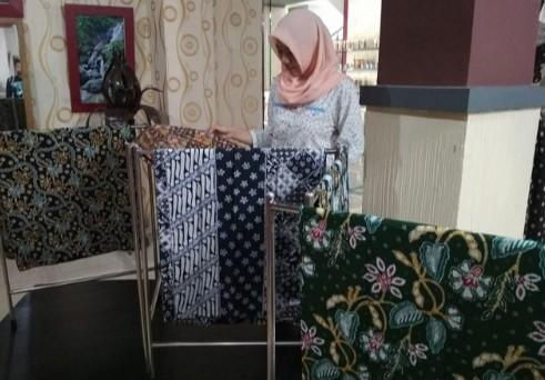 Galeri Batik Terang Galih