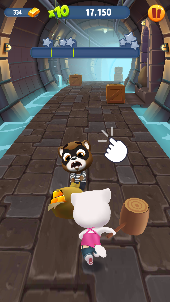 tom gold run mod apk download for android