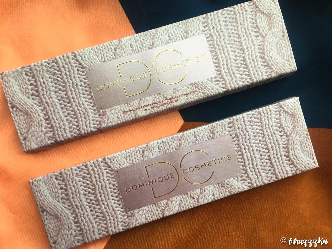 DOMINIQUE COSMETICS Sweater Weather Eyeshadow Palette