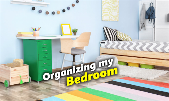 5 precious solutions to organize your bedroom constantly