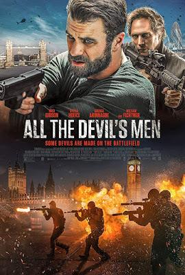 All The Devil's Men 2018 DVD R1 NTSC Sub