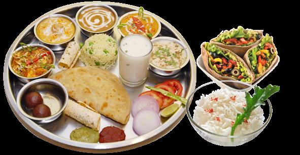 Image Result For Punjab Food Thali