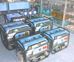 cara+service+genset+bensin