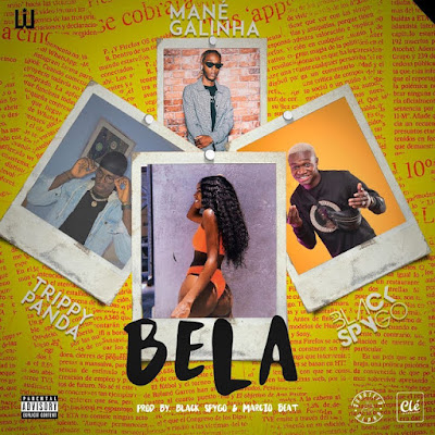 Dj Black Spygo Feat. Mané Galinha & Trippy Panda - Bela (Afro House) Download Mp3