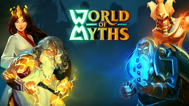 World of Myths: Behind The Music With Iavor Pachovski