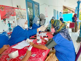 Desa Sumberbendo Gelar Sosialisasi dan Vaksin
