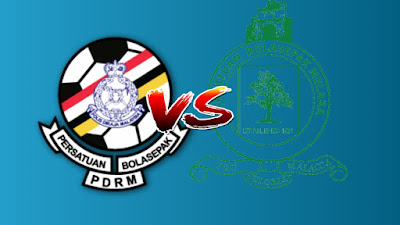 Live Streaming PDRM FA vs Melaka United Piala Malaysia 18.9.2019