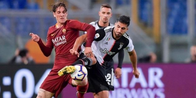 As Roma Vs Juventus Italy Seria A Soccer Live Streaming