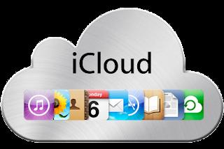Layanan penyimpanan iCloud