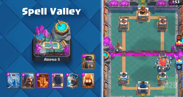 Spell Valley