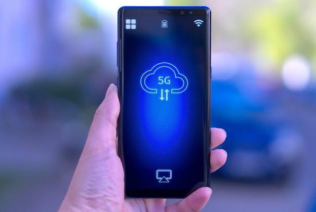 Benarkah Ponsel 5G Tidak Butuh MicroSD ?