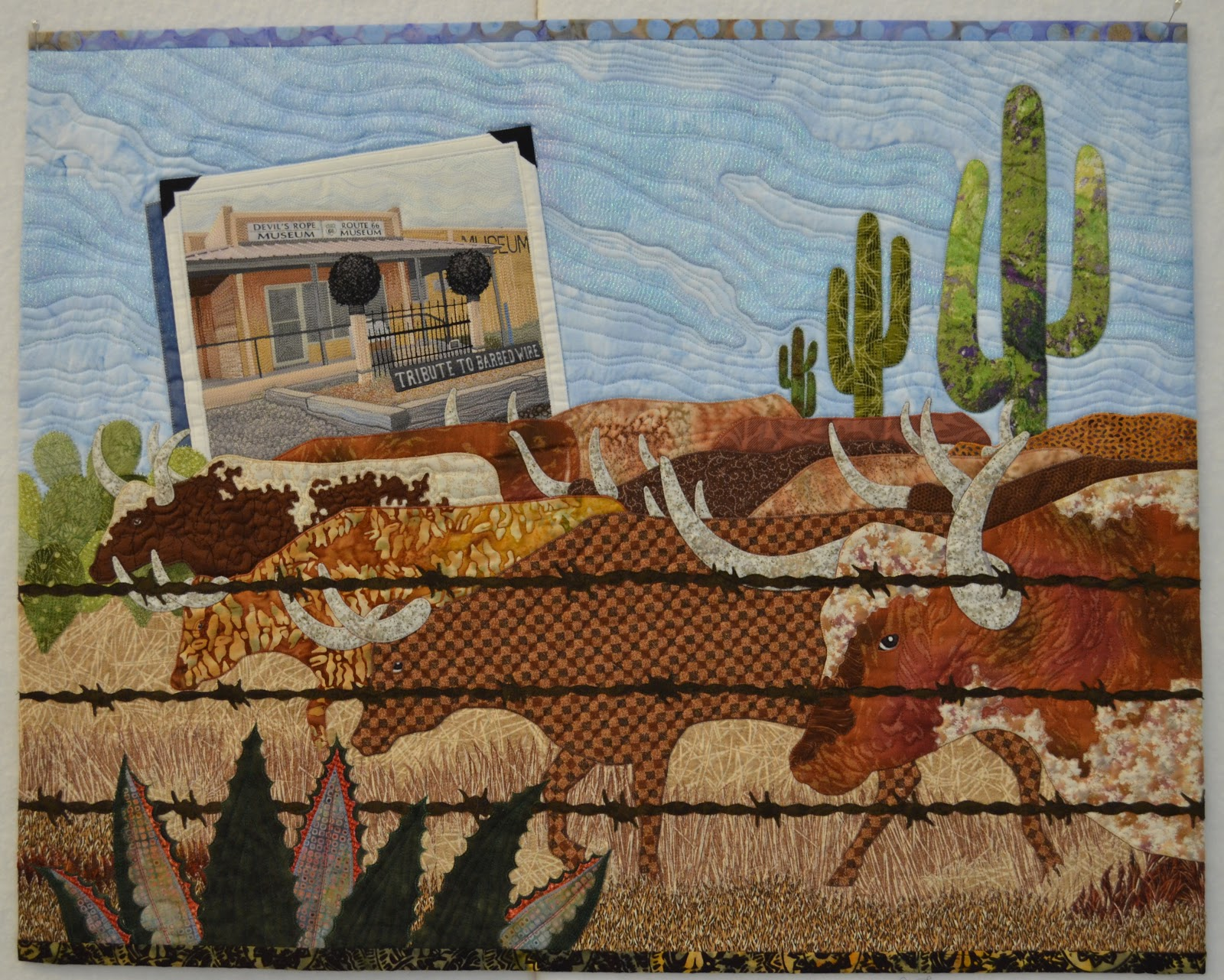 Route 66 Quilts The Quilt Pics Are In And An Artist