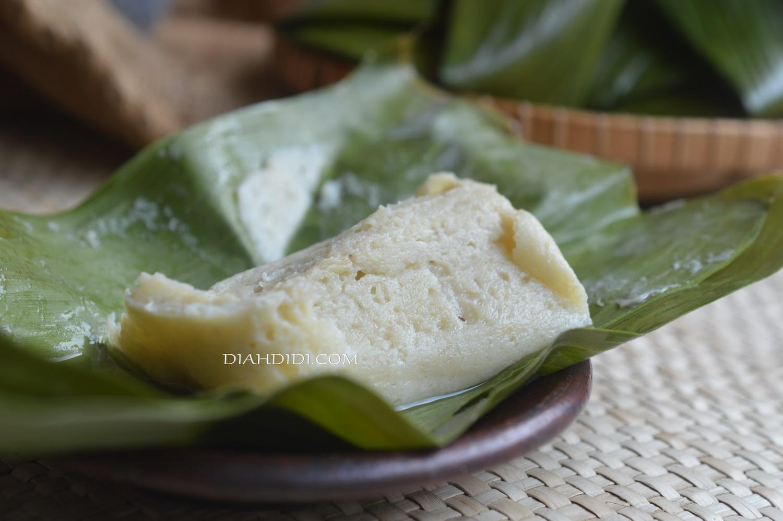 Resep Cake Pisang Diah Didi: Diah Didi's Kitchen: Barongko