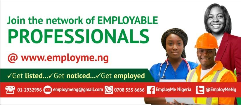 8 intern engagement and 59 volunteer services employmeng releases first status report in nigeria