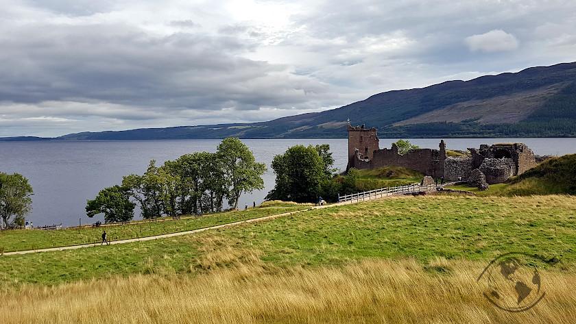 zamki Szkocja