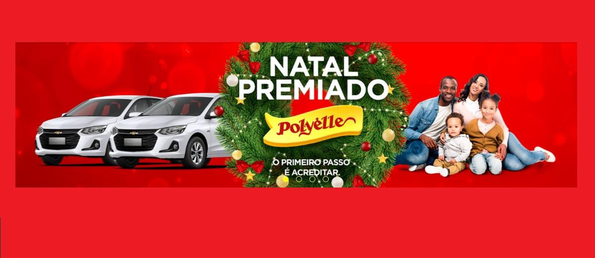 Promoção Polyèlle Calçados Natal 2020 Premiado 2 Carros 0KM Ônix