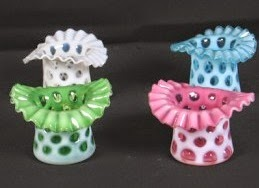 Fenton Coin Dot Hats