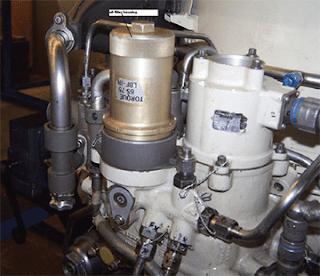 Aircraft Turbine Engine Oil System Maintenance
