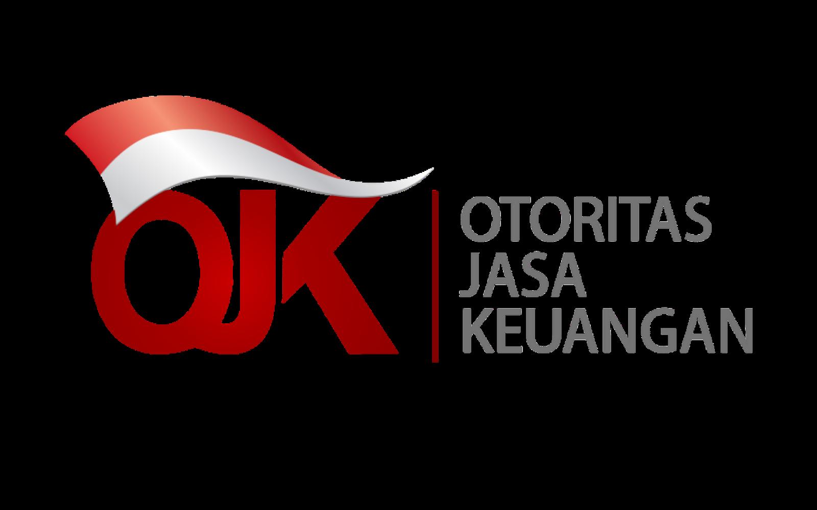 Logo OJK Otoritas Jasa Keuangan Format PNG