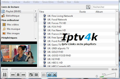 Iptv Links M3u Playlist Russia Channels Url