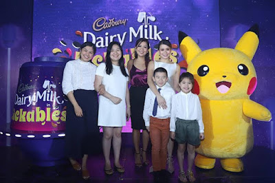 Cadbury Dairy Milk Lickables is now available in the Philippines