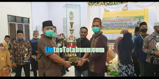 Kelurahan Indrapura Raih Juara Umum MTQ Ke 14 Tingkat Kecamatan