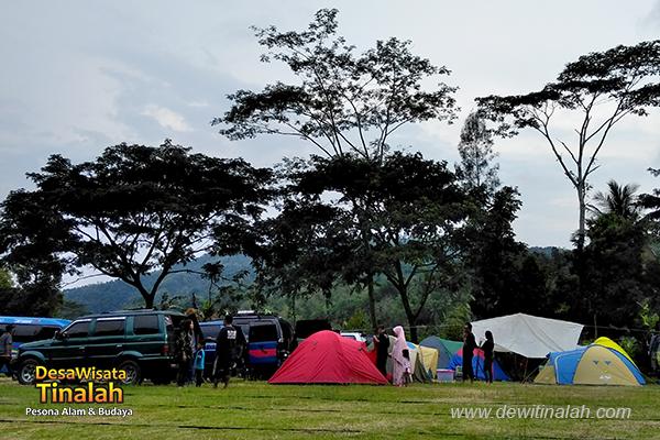 Paket Camping Jogja Bersama Panther Mania Jogja Istimewa – Desa Wisata Tinalah