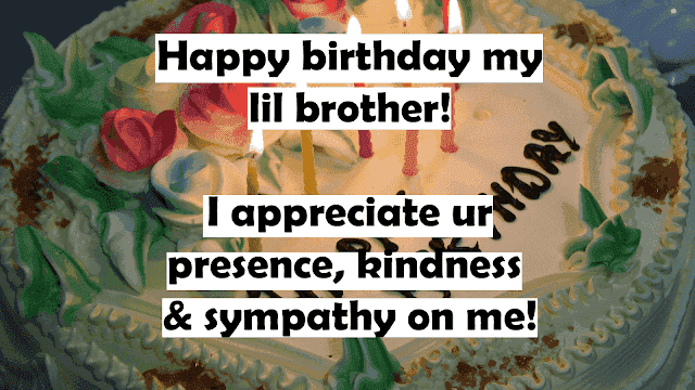 happy birthday wishes for brother with images