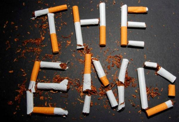 interzicerea fumatului psihanaliza