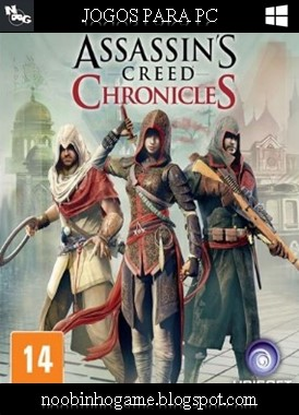 Download Assassins Creed Chronicles Trilogy PC