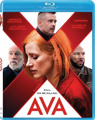 Filme Ava Dual Áudio 2020 – BluRay 1080p / 720p